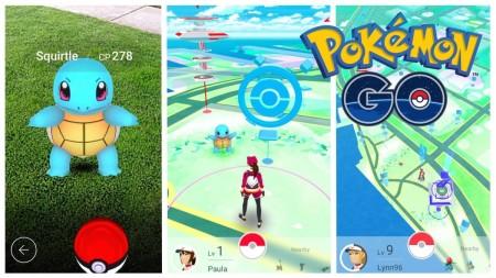List of Pokémon GO Video Download